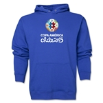 Copa America 2015 Core 1 Portrait Hoody (Royal)