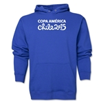 Copa America 2015 Event Title Hoody (Royal)