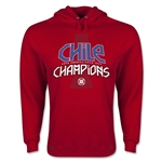 Chile Copa American 2015 Champions Hoody (Red)