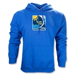 FIFA Beach World Cup 2013 Emblem Hoody (Royal)