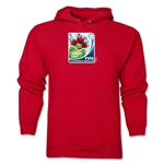 FIFA U-17 Women's World Cup Costa Rica 2014 Core Hoody (Red)