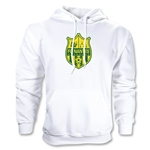 FC Nantes Crest Hoody (White)