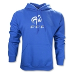 France FFF Hoody (Royal)
