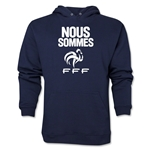 France Nous Sommes Hoody (Navy)