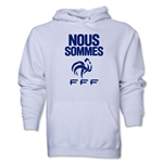 France Nous Sommes Hoody (White)