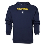 Colombia FIFA U-17 Women's World Cup Costa Rica 2014 Men's Core Hoody (Navy)