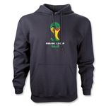2014 FIFA World Cup Brazil(TM) Emblem Hoody (Black)