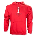 2014 FIFA World Cup Brazil(TM) Emblem Hoody (Red)