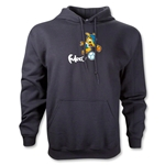 2014 FIFA World Cup Brazil(TM) Mascot Hoody (Black)