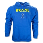 Brazil 2014 FIFA World Cup Brazil(TM) Core Hoody (Royal)