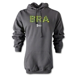 Brazil 2014 FIFA World Cup Brazil(TM) Elements Hoody (Gray)