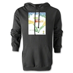 2014 FIFA World Cup Brazil(TM) Official Event Poster Hoody (Black)