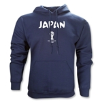 2014 FIFA World Cup Brazil(TM) Japan Core Hoody (Navy)