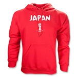 Japan 2014 FIFA World Cup Brazil(TM) Core Hoody (Red)
