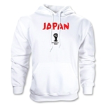 2014 FIFA World Cup Brazil(TM) Japan Core Hoody (White)