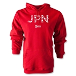 Japan 2014 FIFA World Cup Brazil(TM) Hoody (Red)