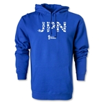 Japan 2014 FIFA World Cup Brazil(TM) Hoody (Royal)