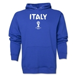 Italy 2014 FIFA World Cup Brazil(TM) Men's Core Hoody (Royal)