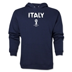 Italy 2014 FIFA World Cup Brazil(TM) Men's Core Hoody (Navy)