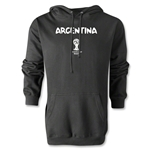 Argentina 2014 FIFA World Cup Brazil(TM) Men's Core Hoody (Black)