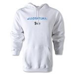 Argentina 2014 FIFA World Cup Brazil(TM) Men's Palm Hoody (White)