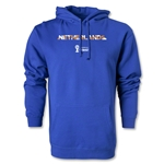 Netherlands 2014 FIFA World Cup Brazil(TM) Palm Hoody (Royal)