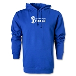 2014 FIFA World Cup Brazil(TM) Landscape Emblem Hoody (Royal)