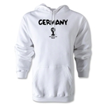 Germany 2014 FIFA World Cup Brazil(TM) Core Hoody (White)