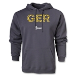 Germany 2014 FIFA World Cup Brazil(TM) Men's Elements Hoody (Dark Grey)