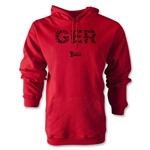 Germany 2014 FIFA World Cup Brazil(TM) Men's Elements Hoody (Red)