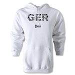 Germany 2014 FIFA World Cup Brazil(TM) Men's Elements Hoody (White)