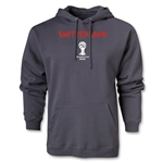 Switzerland 2014 FIFA World Cup Brazil(TM) Men's Core Hoody (Dark Grey)