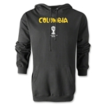 Colombia 2014 FIFA World Cup Brazil(TM) Men's Core Hoody (Black)