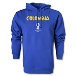 Colombia 2014 FIFA World Cup Brazil(TM) Men's Core Hoody (Royal)