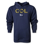 Colombia 2014 FIFA World Cup Brazil(TM) Men's Elements Hoody (Navy)