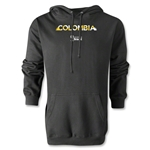 Colombia 2014 FIFA World Cup Brazil(TM) Men's Palm Hoody (Black)