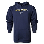 Colombia 2014 FIFA World Cup Brazil(TM) Men's Palm Hoody (Navy)