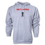 South Korea 2014 FIFA World Cup Brazil(TM) Men's Core Hoody (Ash Gray)