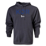 South Korea 2014 FIFA World Cup Brazil(TM) Men's Elements Hoody (Gray)