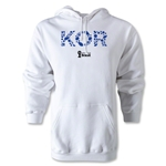 South Korea 2014 FIFA World Cup Brazil(TM) Men's Elements Hoody (White)