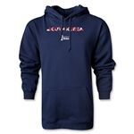 South Korea 2014 FIFA World Cup Brazil(TM) Men's Palm Hoody (Navy)