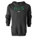 Australia 2014 FIFA World Cup Brazil(TM) Men's Elements Hoody (Black)