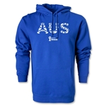 Australia 2014 FIFA World Cup Brazil(TM) Men's Elements Hoody (Royal)