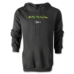 Australia 2014 FIFA World Cup Brazil(TM) Men's Palm Hoody (Black)