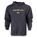 Australia 2014 FIFA World Cup Brazil(TM) Men's Palm Hoody (Gray)
