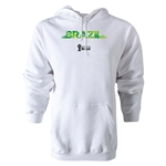Brazil 2014 FIFA World Cup Brazil(TM) Hoody (White)
