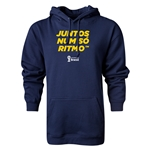 2014 FIFA World Cup Brazil(TM) Portugese All In One Rhythm Hoody (Navy)