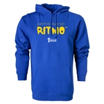 2014 FIFA World Cup Brazil(TM) Portugese All In One Rhythm Hoody (Royal)