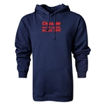 2014 FIFA World Cup Brazil(TM) Portugese Logotype Hoody (Navy)