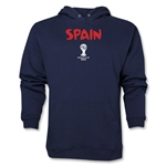 Spain 2014 FIFA World Cup Brazil(TM) Men's Core Hoody (Navy)